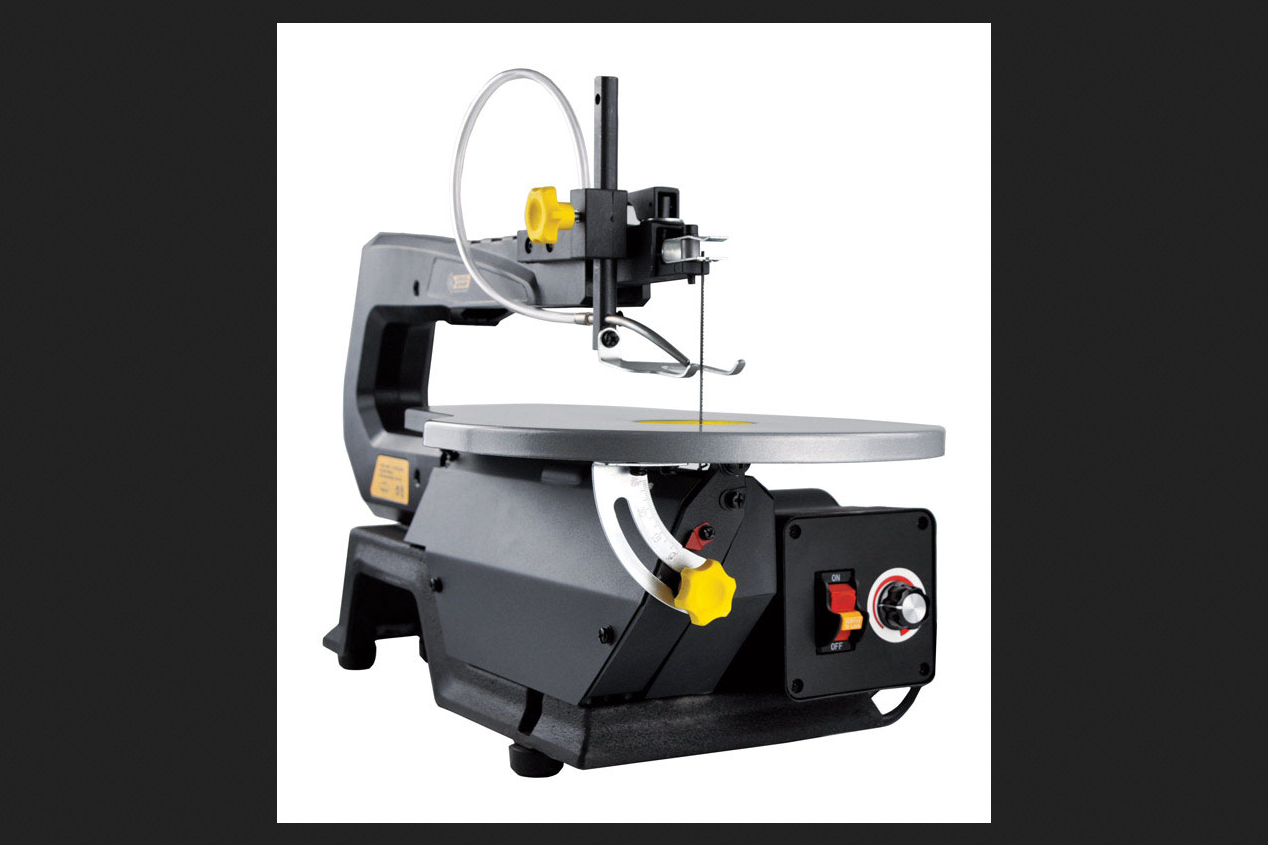 Steel Grip Stationary Scroll Saw 120 volts by Steel Grip