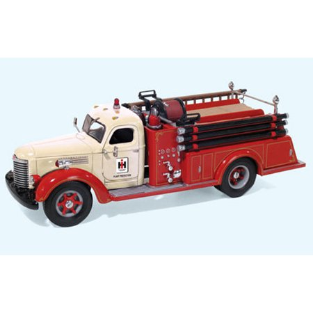 International KB Fire Truck IH Plant Protection 1/34 Diecast Model by First Gear