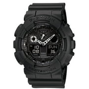 Casio GA100-1A1 G-Shock X-Large Black Ana / Digi Dial Resin Strap Men Watch NEW