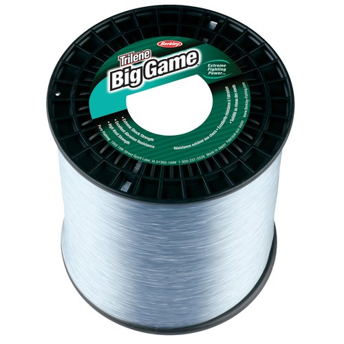 Berkley Trilene Big Game 80-lb Fishing Line, Clear