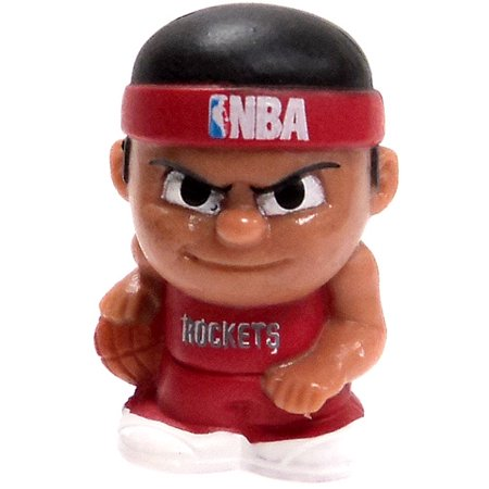 NBA TeenyMates Dribblers Houston Rockets Minifigure