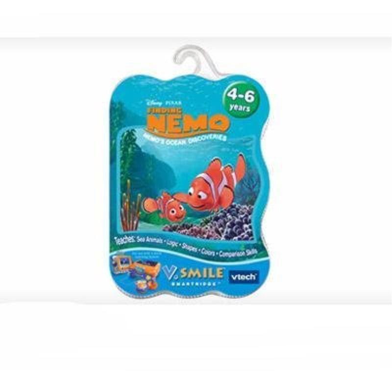V.Smile Smartridge: Finding Nemo