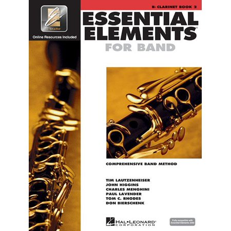 Essential Elements for Band - Book 2 with Eei: BB Clarinet (Paperback)