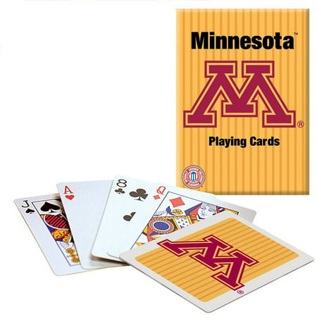 - Officially Licensed NCAA Minnesota Playing Cards