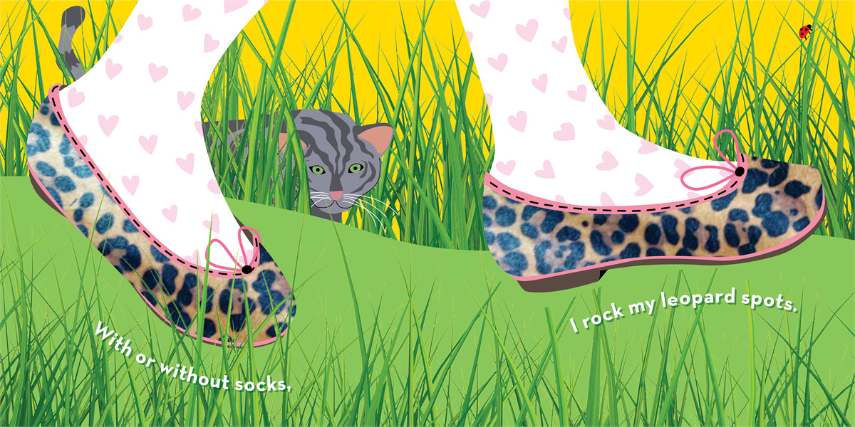 My Favorite Shoes A touch-and-feel shoe-stravaganza By Julie Merberg