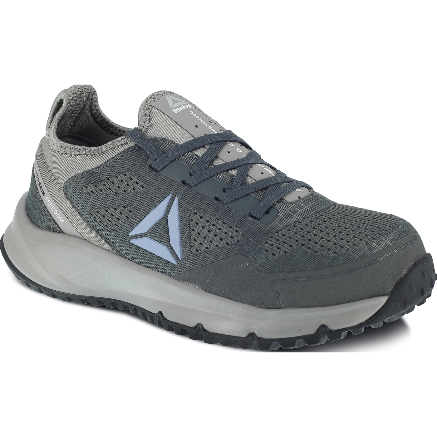 Reebok QUICKFIT Collection All Terrain Work Womens Steel Toe Static-Dissipative Work Shoe