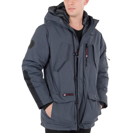 Boys Mcmurdo Down Parka - Canada Weather Gear Men's Insulated Parka