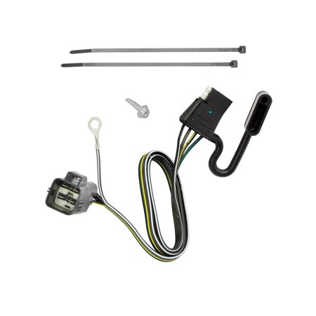 118720 4-Flat Tow Harness Wiring Package, 1 PackQuick and