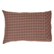 Canavar Ridge 2 Piece Pillow Case Set by VHC Brands