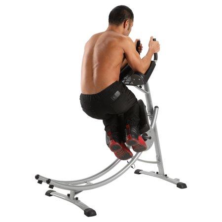 Abdominal Coaster Trainer Abdomen Abdominal Machine Fitness (Best Strength Training Machines)