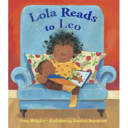 Lola Cosmetics Lola Eyes (Lola Reads to Leo )