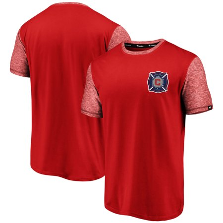 Chicago Fire Tshirts (Chicago Fire Fanatics Branded Color Blast T-Shirt -)