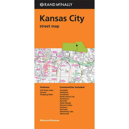 Maps Kansas City Mo