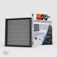 K&N Cabin Air Filter: Washable and Reusable: Designed For Select 2008-2019 Honda (Civic, City, Fit, Jazz, Odyssey, CR-V, HR-V) and 2019 Acura RDX Vehicle Models, VF2033