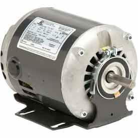US Motors Belted Fan & Blower, 1/2 HP, 1-Phase, 1725 RPM Motor, Lot of 1