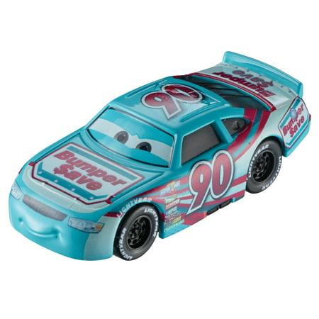 Disney/Pixar Cars 3 Ponchy Wipeout Die-cast Vehicle (Disney Blue Car)