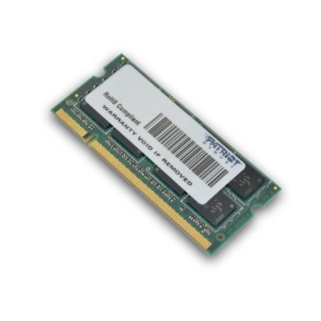 Patriot Signature 2 GB PC2-6400 DDR2 800MHz Notebook Memory