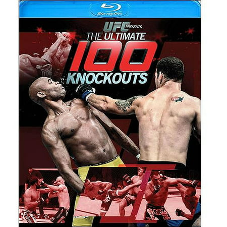 UFC Presents: The Ultimate 100 Knockouts (Blu-ray)