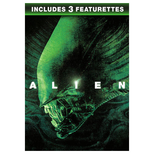 Alien (Director's Cut with Bonus Featurettes) (2003)
