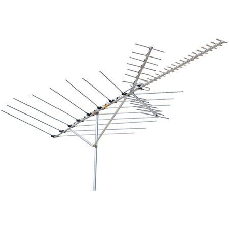 Channel Master Deep Fringe Advantage 100-Mile Range Outdoor Antenna