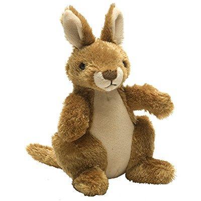 Wild Republic Hug Ems Kangaroo Plush Toy Walmart Com