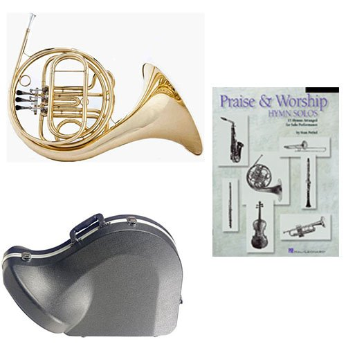 Band Directors Choice Single French Horn in F -Praise & Worship Hymn Solos Pack; Includes... by Band Directors Choice