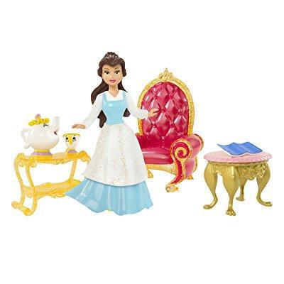 disney princess favorite moments fairytale scenes belle playset