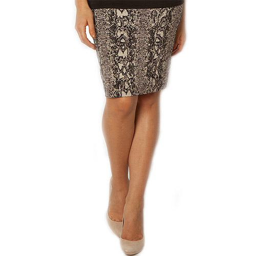 Smart & Sexy Women's Reversible Slimming Shaping Pencil Skirt