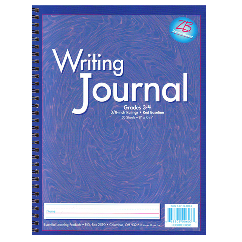 MY WRITING JOURNALS PURPLE GR 3-4