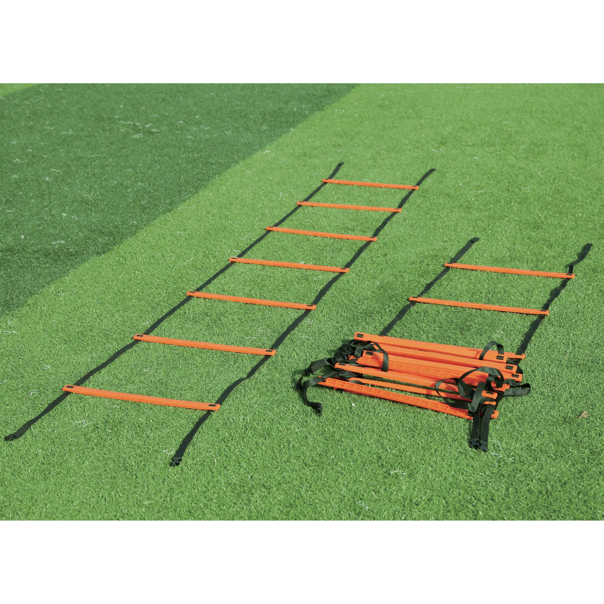 Net Playz 21 Rungs Speed Agility Ladder, 9m