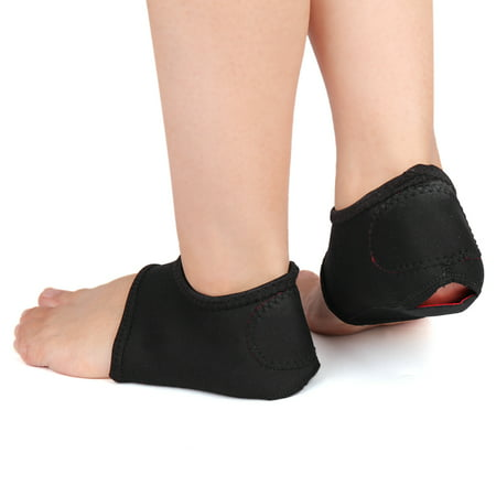 Plantar Fasciitis Therapy Wrap Heel Arch Support Pain Relief Sleeve Cushion