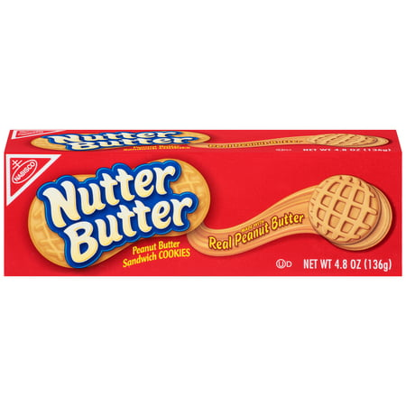 Nutter Butter Halloween Recipes (Nutter Butter Peanut Butter Sandwich Cookies, 4.8)