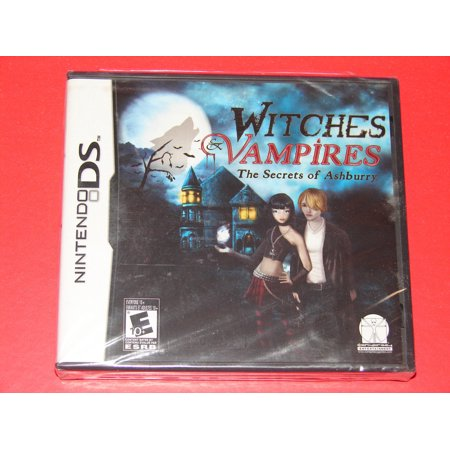 Witches & Vampires (Nintendo DS Game)