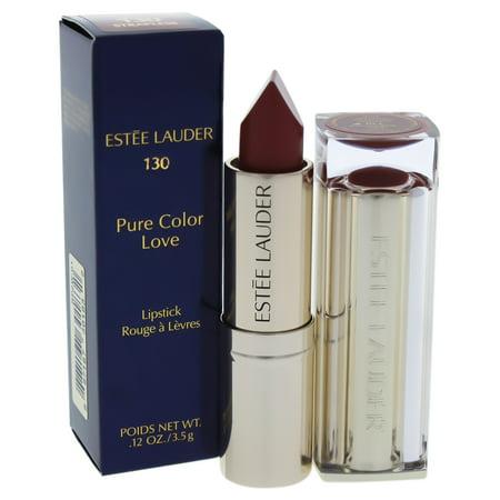 Pure Color Love Lipstick - 130 Strapless by Estee Lauder for Women - 0.12 oz Lipstick