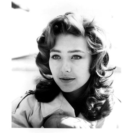 Red Lips Christine Kaufmann 1960 Photo Print