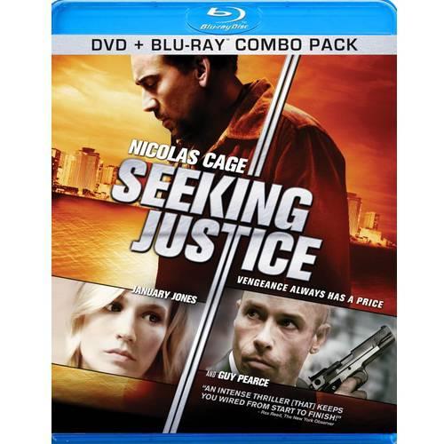 Seeking Justice (Blu-ray + DVD) (Widescreen)