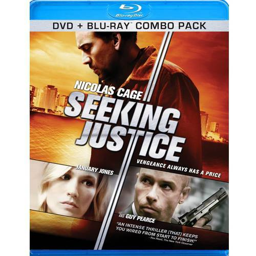 Seeking Justice (Blu-ray   DVD) (Widescreen)