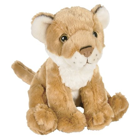 Lion Cub Plush Toy (Go Diego Go Welcome Home Lion Cub)