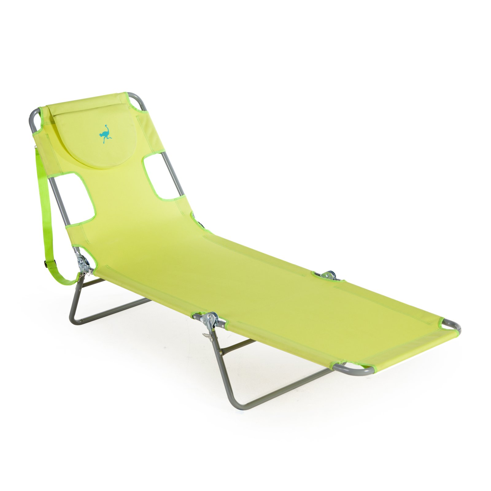 Ostrich Folding Chaise Lounge - Walmart.com on ostrich chaise lounge green, ostrich patio chaise lounge, ostrich leather chair, ostrich chaise lounge beach,