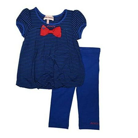 Juicy Couture Baby Girl's 2-pc Legging Set Sz 6-12m