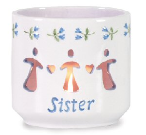 Insights 16004 Sister Candle Holder
