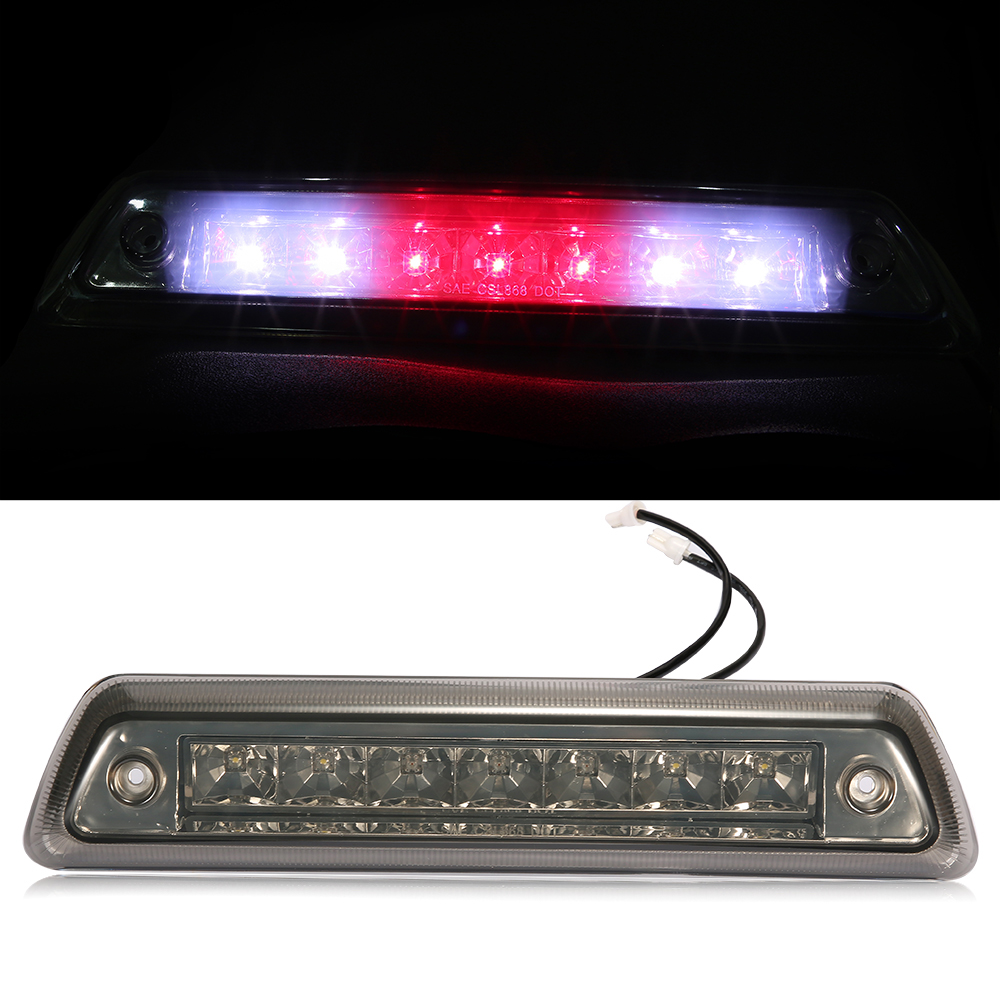 Smoked Third Brake Light Replacement Lamp Tail LED Fit 2009-2014 Ford F150