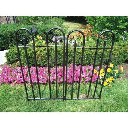Oakland Living Garden Fence Two Pack
