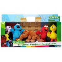 Sesame Street Friendship Celebration Plush 5-Pack