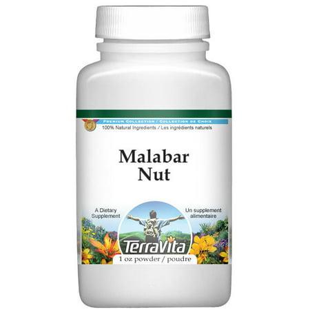 Malabar Nut Powder (1 oz, ZIN: