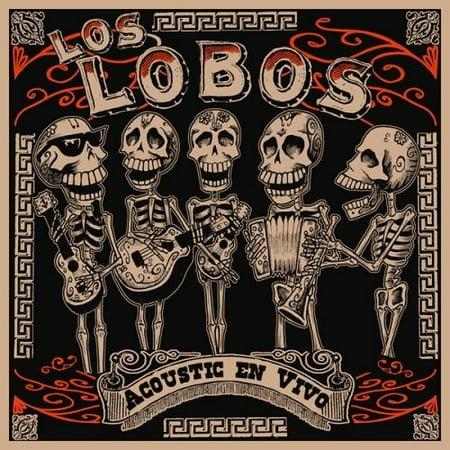 Los Lobos - Acoustic en Vivo (CD) - image 1 of 1