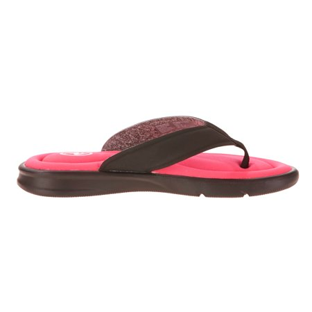 c144d70ede5a Athletic Works - Athletic Works Women s Memory Foam Thong Sandal ...