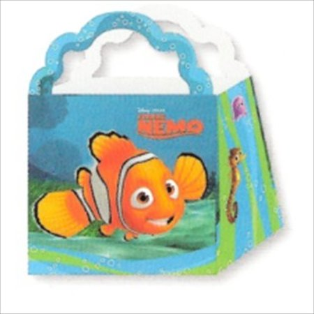 Finding Nemo Favor Boxes (4ct) Finding Nemo Favor Boxes (4ct)