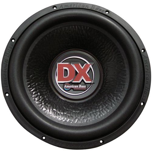 "American Bass DX104 *dx10* Woofer 10"" Amer. Bass 60oz. Magnet"