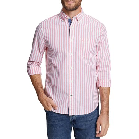 Stripe-Print Classic-Fit Shirt
